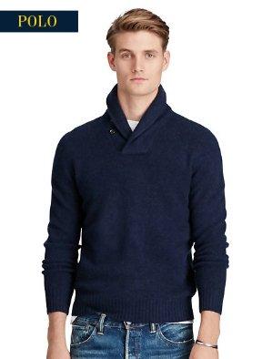 Up to 65% Off + Extra 30% OffMen's Sweater Sale @ Ralph Lauren