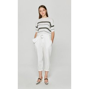 Striped Thin Knit Sweater TP1938 – FEW MODA
