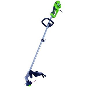 Greenworks 21142 10 Amp 18 in. Straight Shaft Electric String Trimmer / Edger