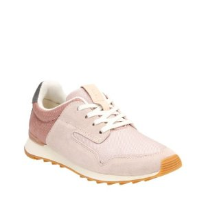 Floura Mix Nude Pink Combi - Womens Active Shoes - Clarks® Shoes Official Site