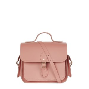 Terracotta Large Traveller Bag With Side Pockets | The Cambridge Satchel Company