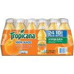 Tropicana 橙汁 296ml 24瓶装