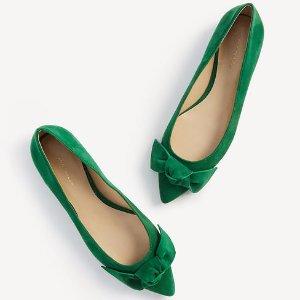 全场6折Ann Taylor 女士鞋子、衣服特卖