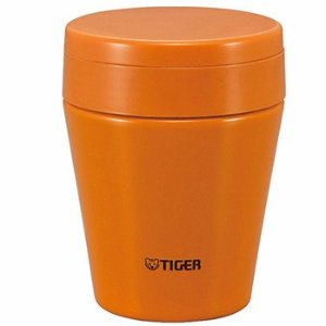 TIGER Thermal Soup Cup Carrot 300ml MCC-C030DC