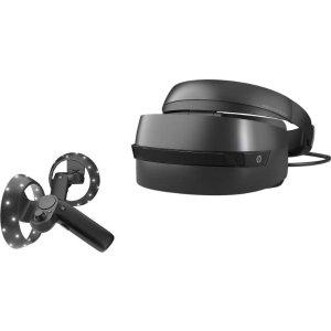 HP Windows Mixed Reality VR眼镜+控制器