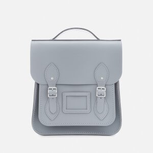 The Cambridge Satchel Company Women's Small Portrait Backpack - French Grey