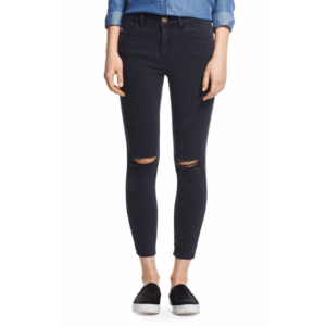 DL1961 Premium Denim - Distressed Skinny-Fit Jeans - saksoff5th.com