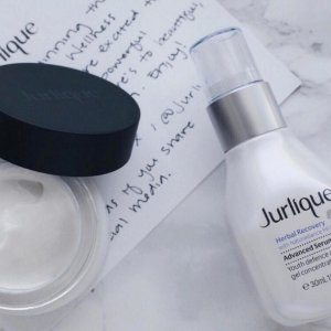 FREE 100mL deluxe size of Herbal Recovery Advanced SerumWith a $75 purchase @ Jurlique