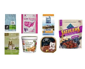 $11.99Dog Food and Treats Sample Box (get $11.99 credit for future purchase of select dog food & treat products)