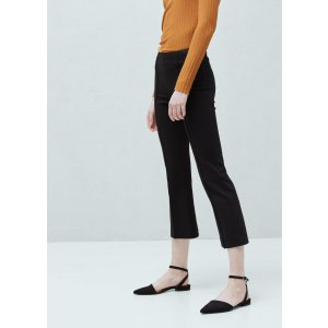 Crop trousers - Women | OUTLET USA
