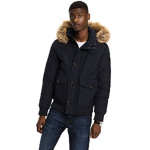 CLASSIC DOWN BOMBER | Tommy Hilfiger