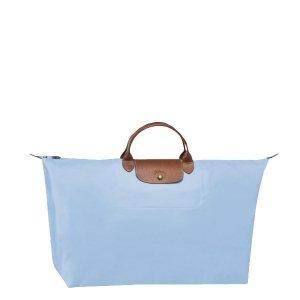 Longchamp Le Pliage XLarge Duffel - Blue Mist