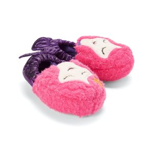 Stride Rite Pink & Purple Mermaid Slipper | zulily