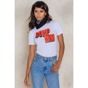 Girl Tee Top - Buy online   NA-KD