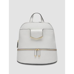 saffiano leather zip backpack | Calvin Klein