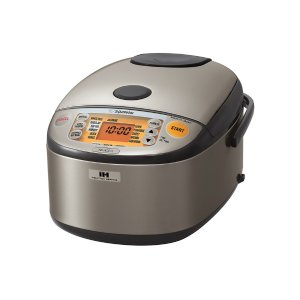 Induction Heating Rice Cooker & Warmer by Zojirushi at Gilt