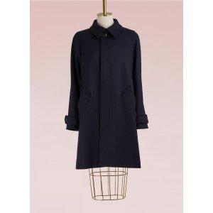 A.P.C. - Wool Dinard coat