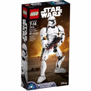 LEGO Constraction Star Wars First Order Stormtrooper 75114 - Walmart.com