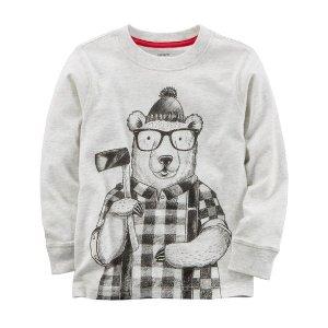 Winter Bear Tee