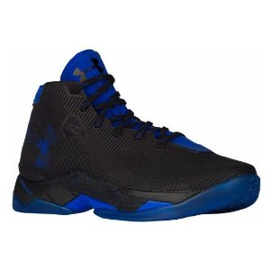 Under Armour Curry 2.5 - Men's - Basketball - Shoes - Stephen Curry - Black/Team Royal