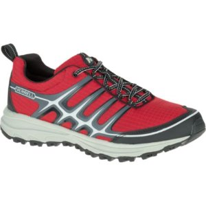 Men - Versatrail - Black/Pompeian Red | Merrell