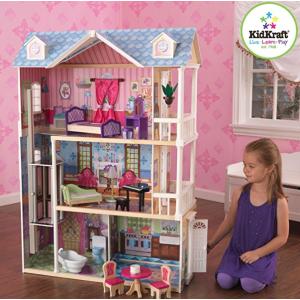 低至$29.99 封面款我的梦想娃娃屋降价啦