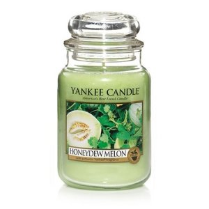 Honeydew Melon Large Classic Jar Candles - Yankee Candle