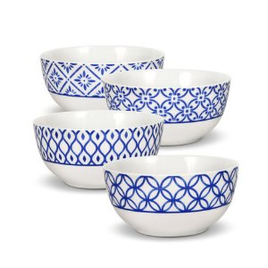 Buy Madison Set of 4 Soup Cereal Bowls online at Mikasa.com