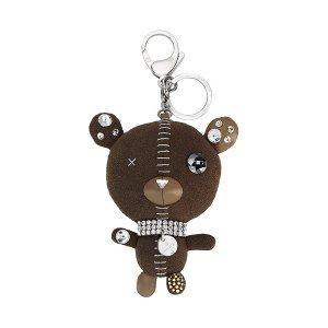 Arnold Brown Bag Charm - Accessories - Swarovski Online Shop