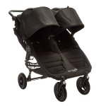 Baby Jogger 2016 City Mini GT Double Stroller - Black/Black