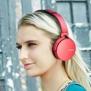 Today Only: $79Sony MDR-XB950BT Extra Bass Wireless Headphones