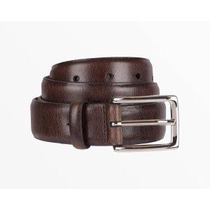 Best Pressed Belt | BROWN | Dockers® United States (US)