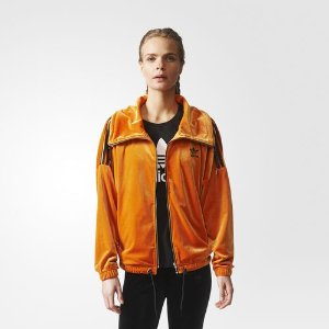 adidas Brklyn Heights Oversize Track Jacket