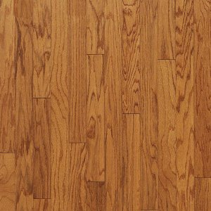 Bruce Town Hall Oak Butterscotch 3/8 in. Thick x 3 in. Wide x Random Length Engineered Hardwood Flooring (30 sq. ft. / case)-E536 - The Home Depot