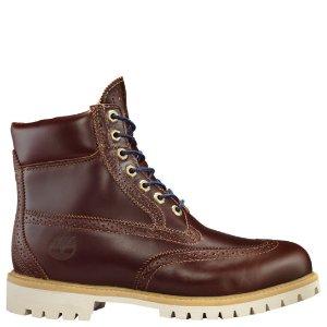 Timberland | Men's Timberland 6-Inch Waterproof Brogue Boots