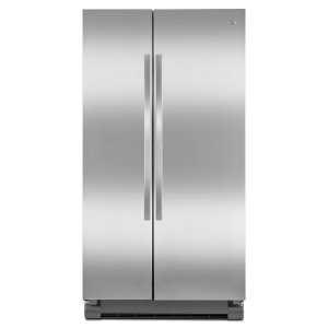 Kenmore 41153 25 cu. ft. Side-by-Side Stainless Steel Refrigerator
