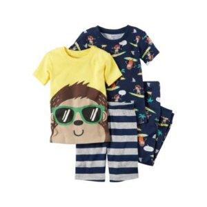 男童睡衣套装