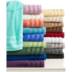 CLOSEOUT! Charter Club Classic Towel Collection, 100% Pima Cotton, Created for Macy's