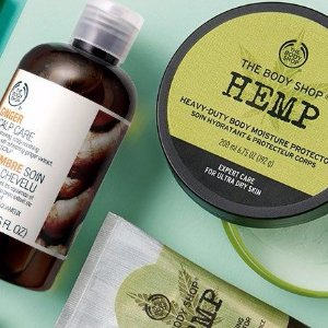 40% Off Hundreds of Favorites @ The Body Shop