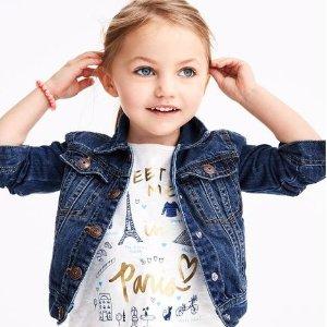 Extra 25% Off Up to 60% Off Kids Jackets & Outwear @ OshKosh BGosh