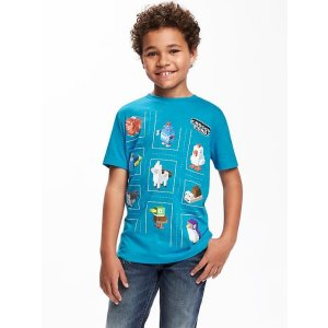 Crossy Road™ Tee for Boys