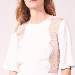 Up to 60% off + Extra 20% Offthe Lace Items @ Sandro Paris