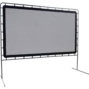 Camp Chef High Resolution Outdoor Movie Screen, 144