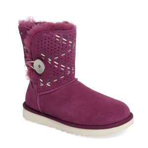 Bailey Button Tehuano Genuine Shearling Boot