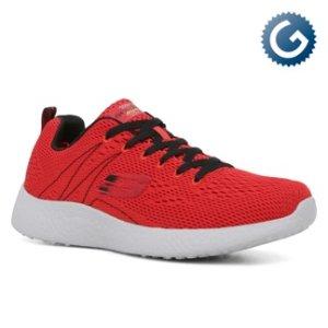 SKECHERS FUGIT红色跑鞋