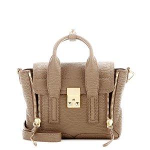 3.1 Phillip Lim - Pashli Mini leather shoulder bag | mytheresa.com