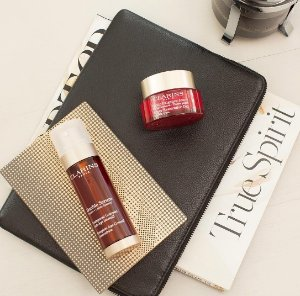 Up to 30% OffClarins @ Rue La La