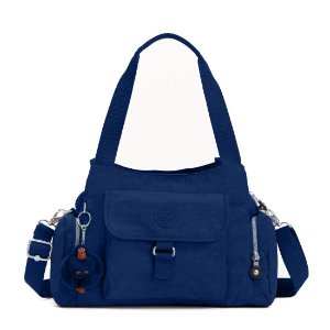 Felix Large Handbag - Ink Blue | Kipling
