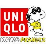 KAWS x PEANUTS @ Uniqlo