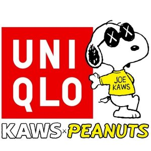 Online On 4/27 @ 9PM EST.KAWS x PEANUTS @ Uniqlo